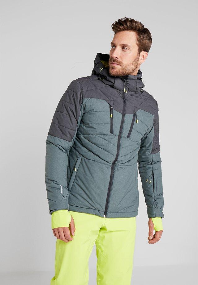 CLOVER - Ski jacket - olive