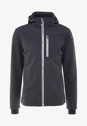 BENDON - Softshellová bunda - grey