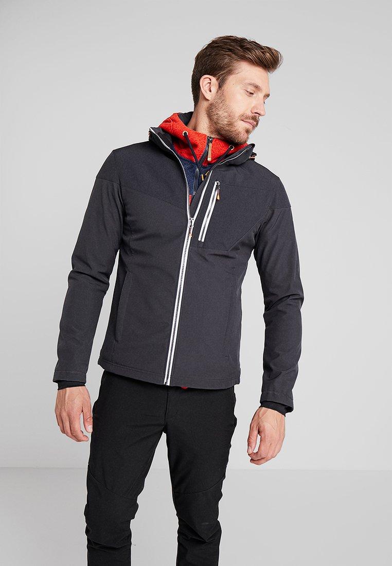 Icepeak - BENDON - Soft shell jacket - grey