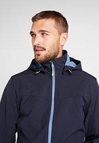 Icepeak - LUKAS - Outdoor jacket - blue - 3