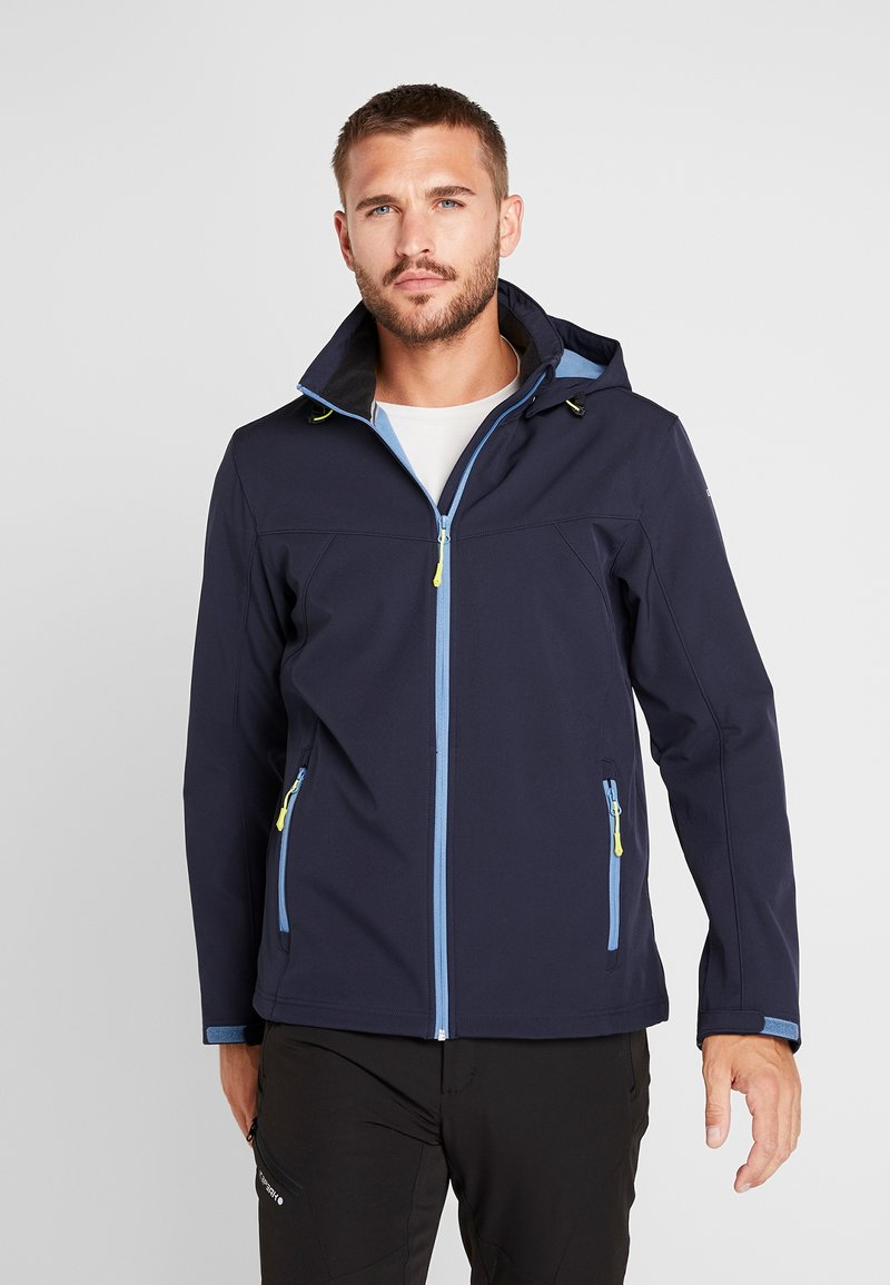 Icepeak - LUKAS - Outdoor jacket - blue
