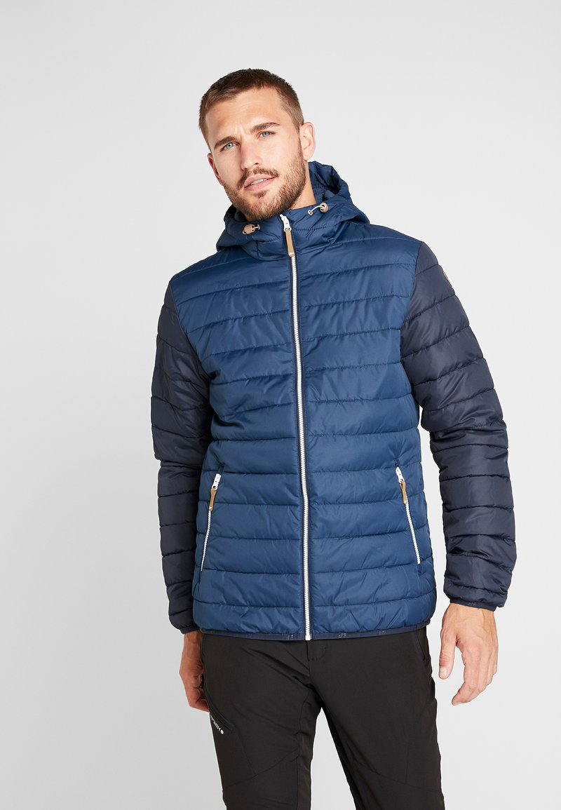 Icepeak - EP AVERY - Outdoor jacket - navy blue