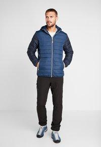 Icepeak - EP AVERY - Outdoor jacket - navy blue - 1