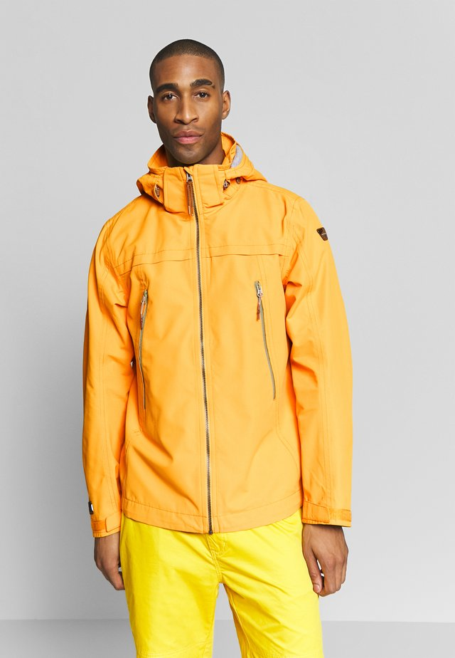 ANTONITO - Outdoor jacket - yellow