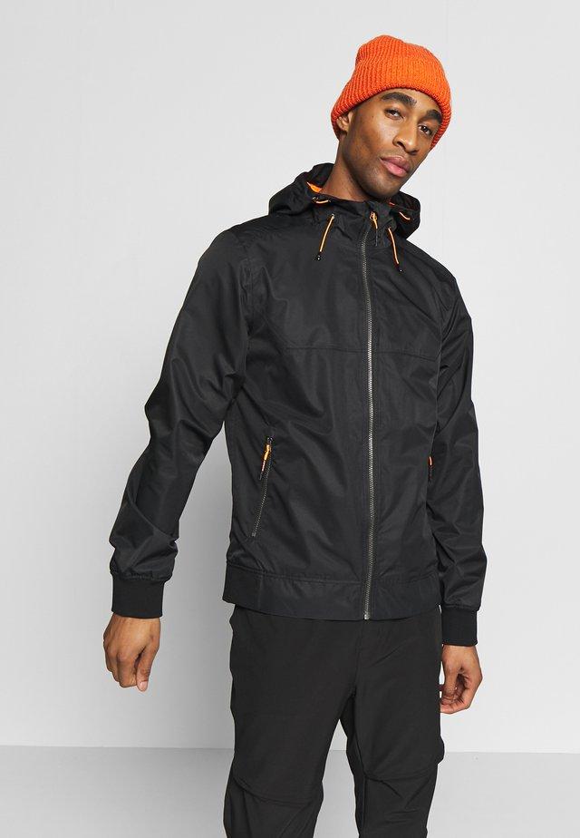 ICEPEAK CALHAN - Hardshell jacket - black