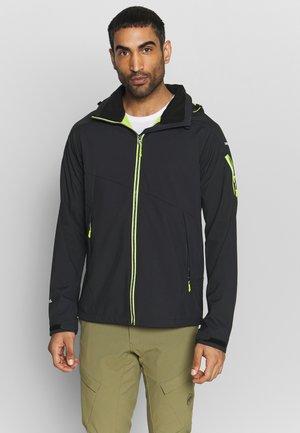 BARLING - Soft shell jacket - green