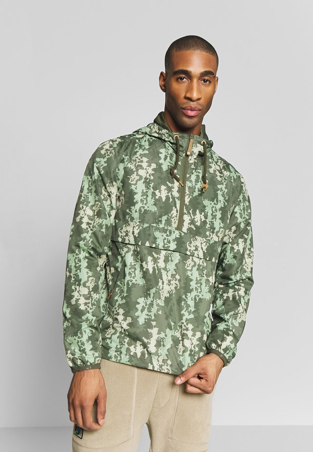 AMMON - Outdoor jacket - antique green