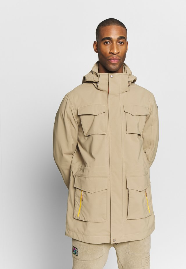ALFELD - Outdoor jacket - beige