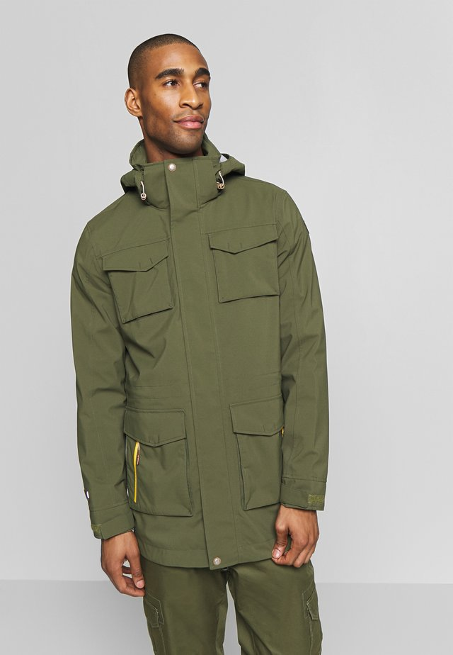 ALFELD - Outdoor jacket - dark olive