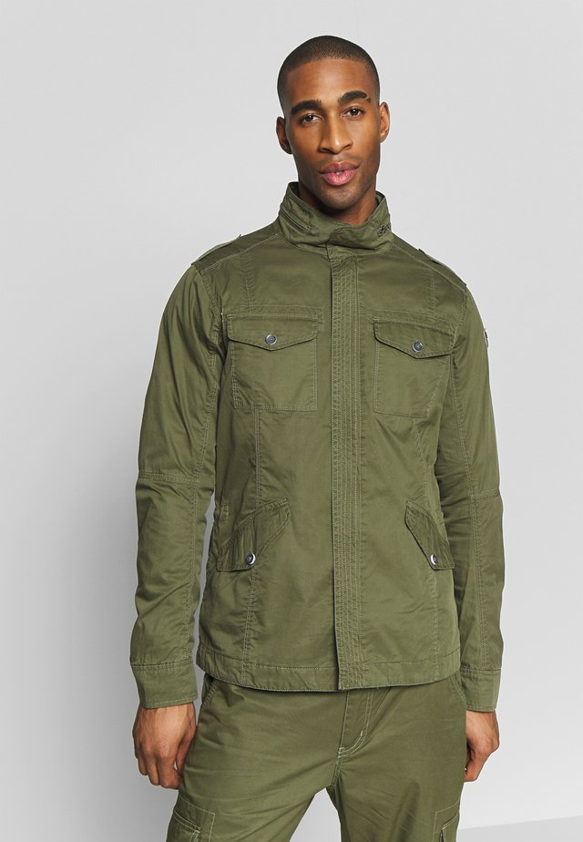 ARIMO - Outdoor jacket - dark olive