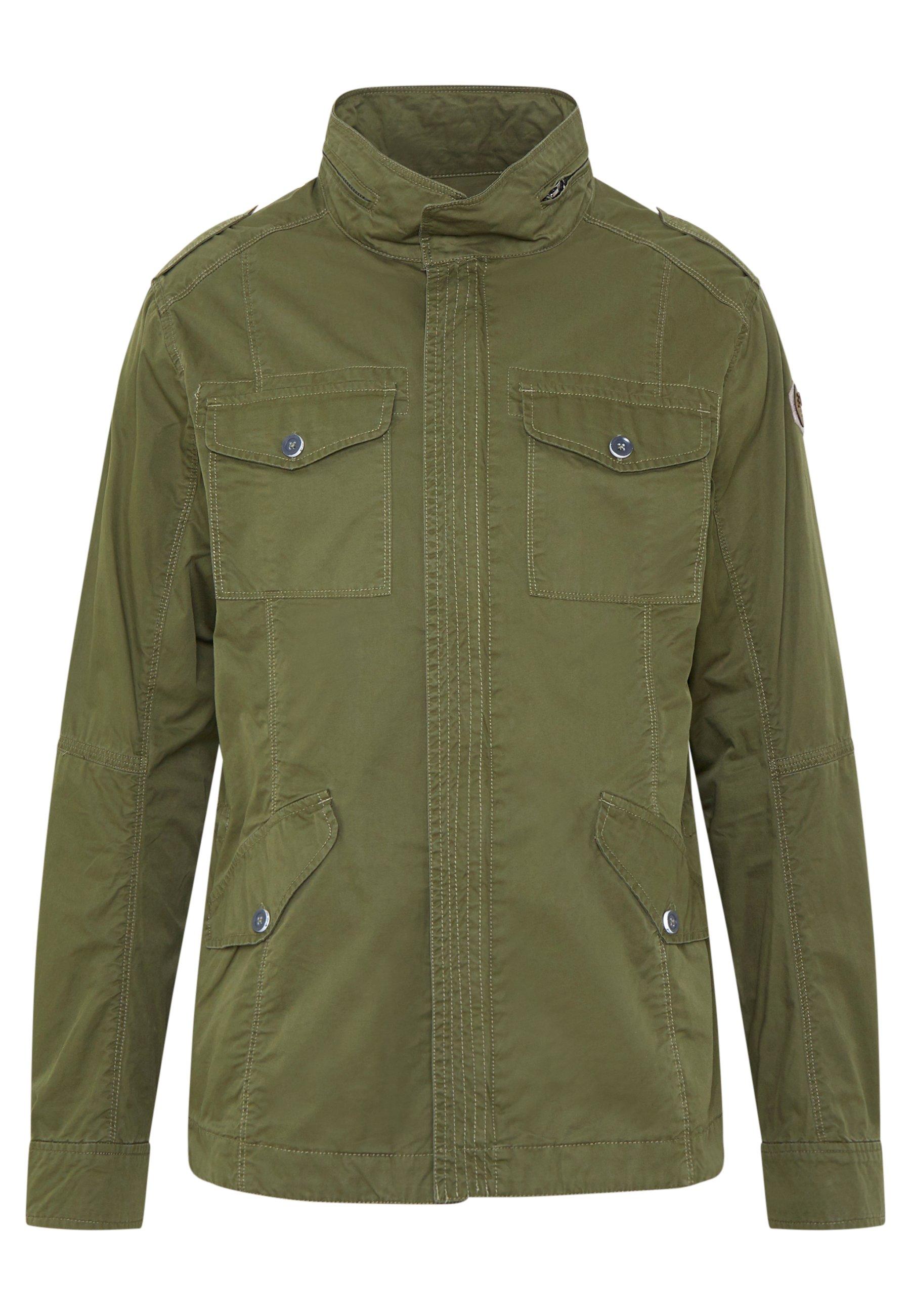 Icepeak Arimo - Outdoor Jacket Dark Olive UK