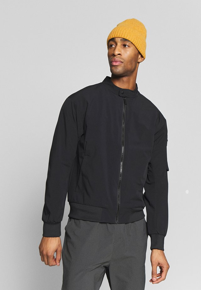 ELIOT - Outdoor jacket - black