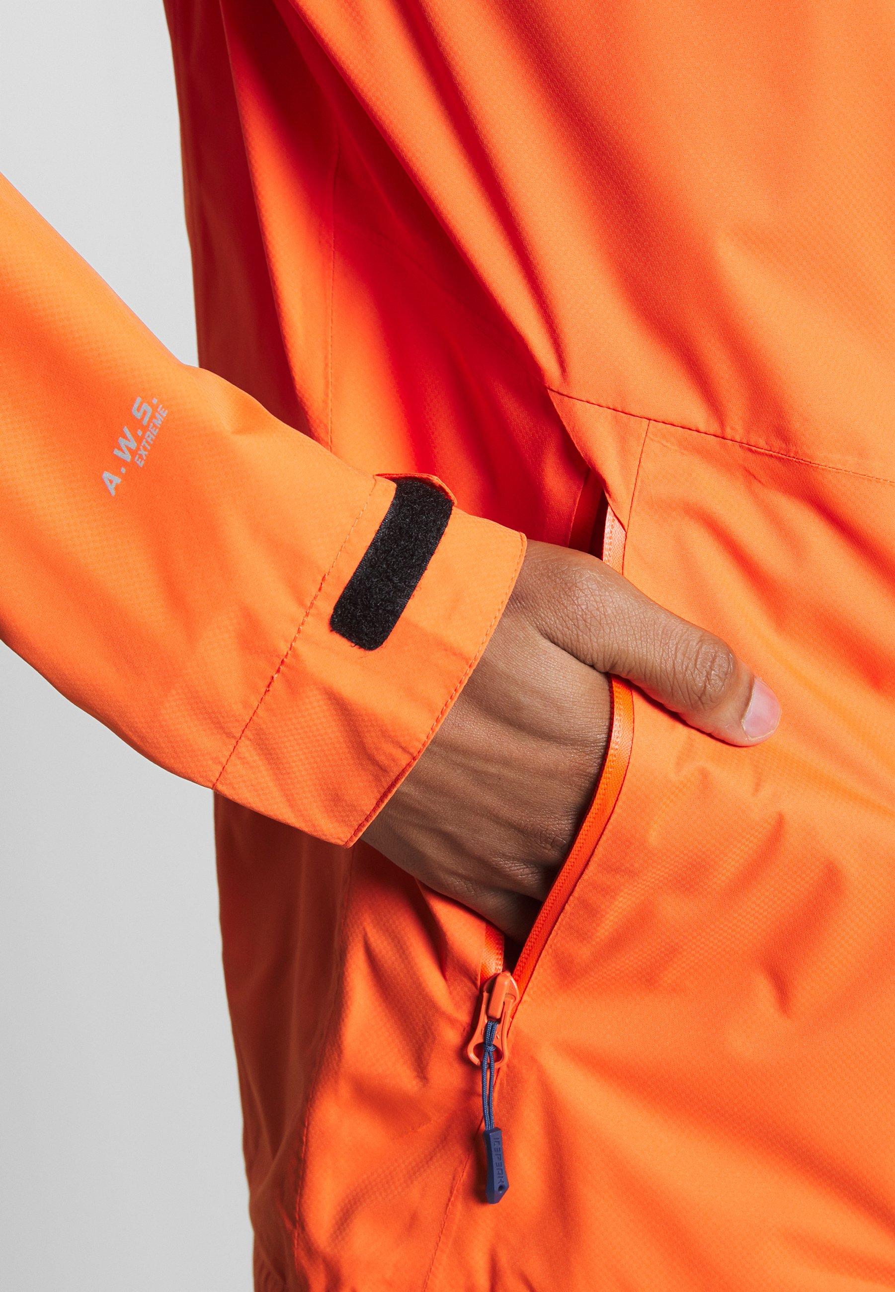 Icepeak BARI - Waterproof jacket - burned orange