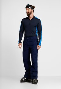 Icepeak - ROBIN - Sweat polaire - dark blue - 1