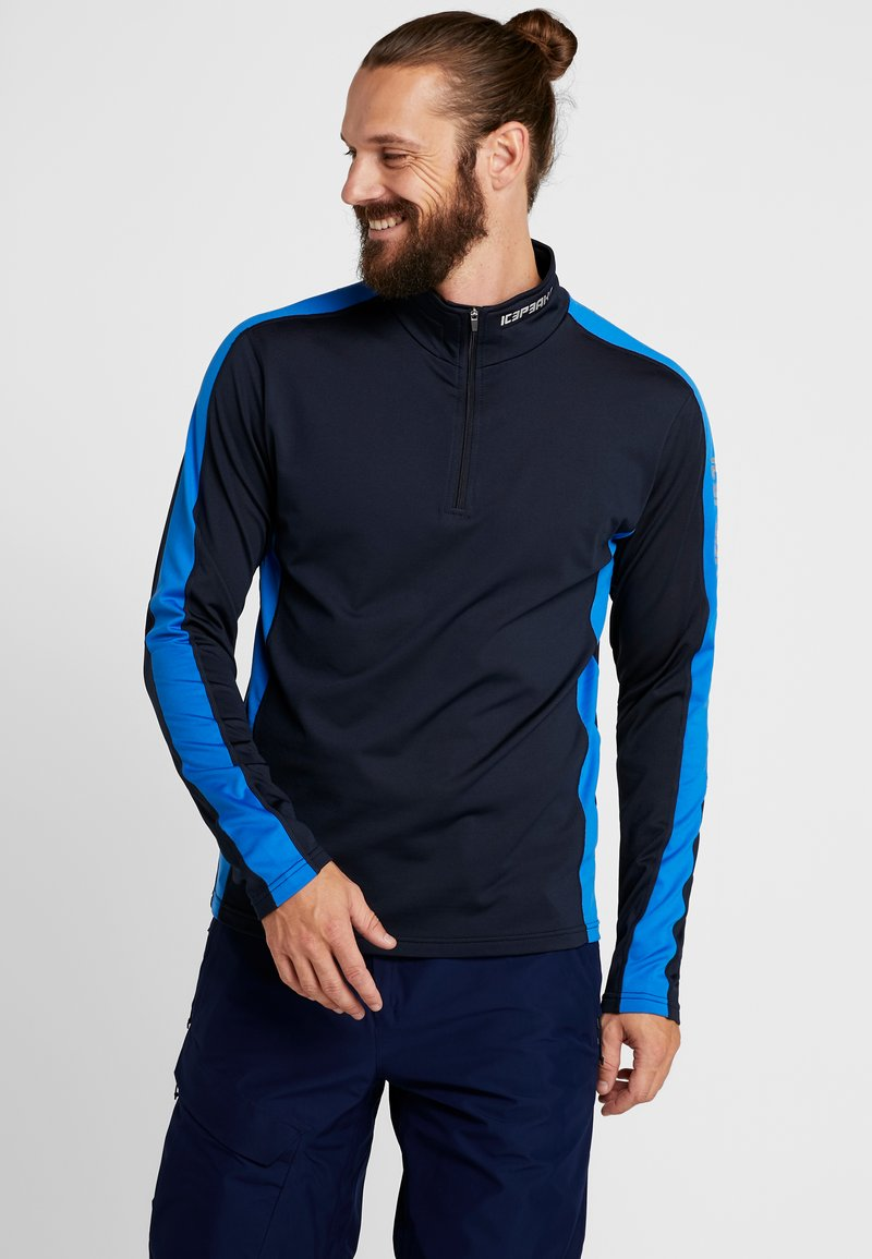 Icepeak - ROBIN - Sweat polaire - dark blue