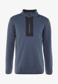 Icepeak - BRAYTON - Fleece jumper - navy blue - 4