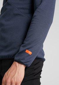 Icepeak - BRAYTON - Fleece jumper - navy blue - 5