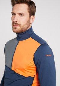 Icepeak - COPE - Fleece trui - navy blue - 4