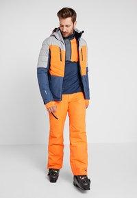 Icepeak - COPE - Fleece trui - navy blue - 1