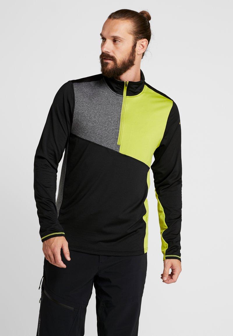 Icepeak - COPE - Fleece jumper - black