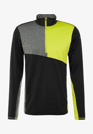 COPE - Fleece jumper - black