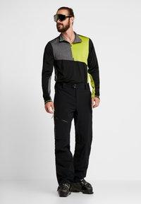 Icepeak - COPE - Fleece jumper - black - 1