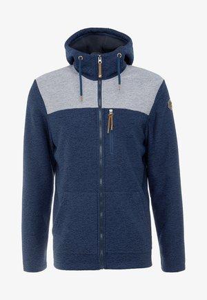 ATHOL - Fleecová bunda - navy blue