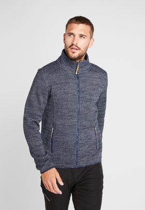 ARLES - Fleece jacket - dark blue