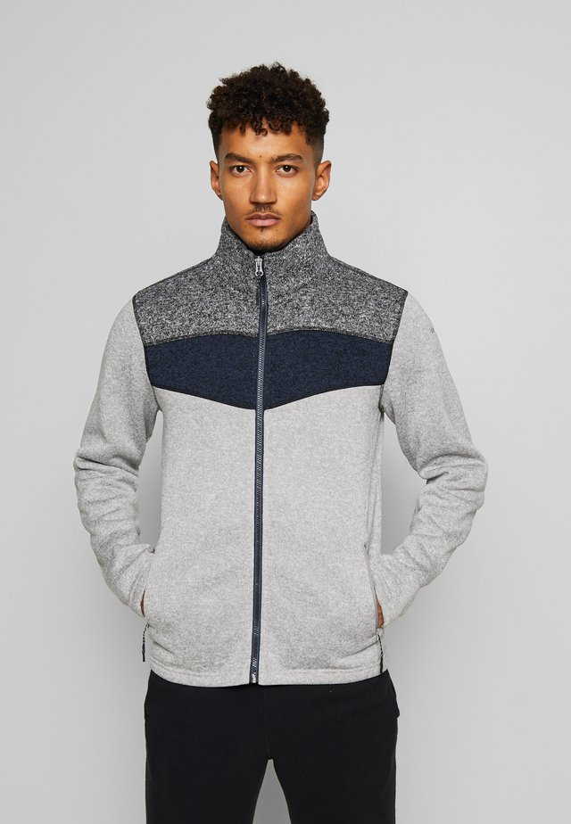 PINOLE - Fleece jacket - grey