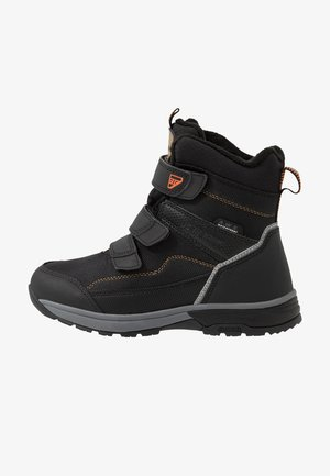 ALGA - Zimní obuv - black