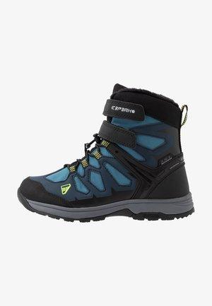 ICEPEAK AKABA - Vysoká chodecká obuv - blue