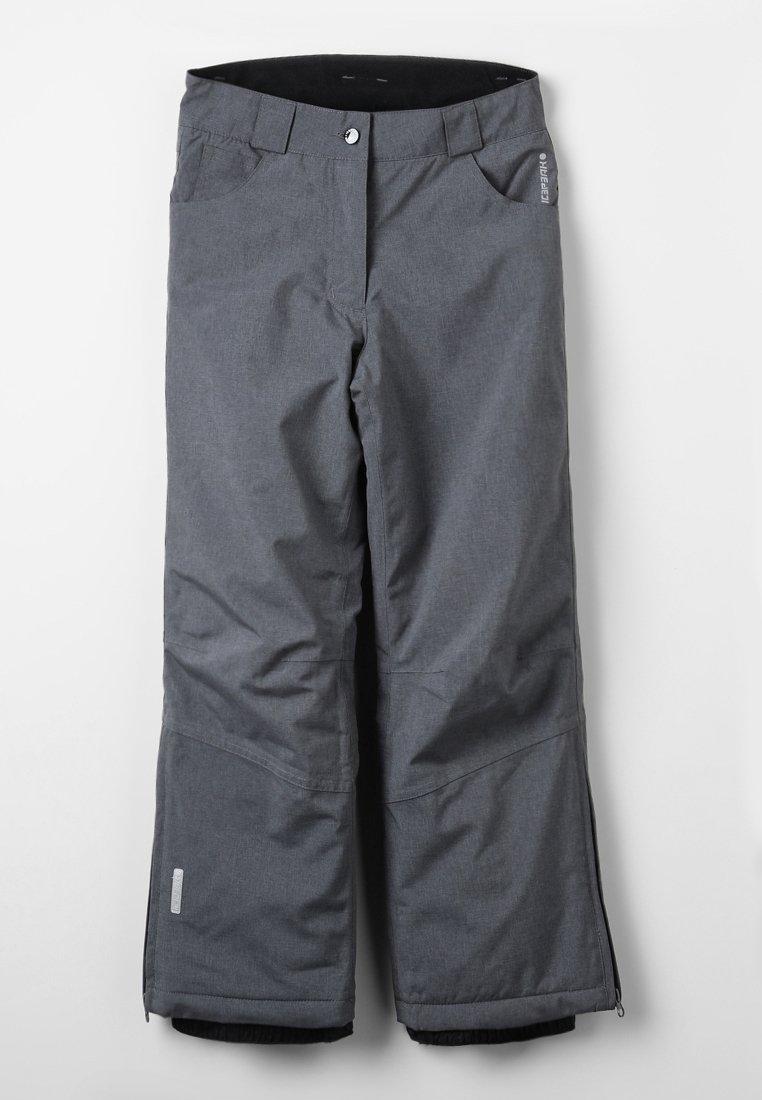Icepeak - HEBE JR - Ski- & snowboardbukser - lead-grey