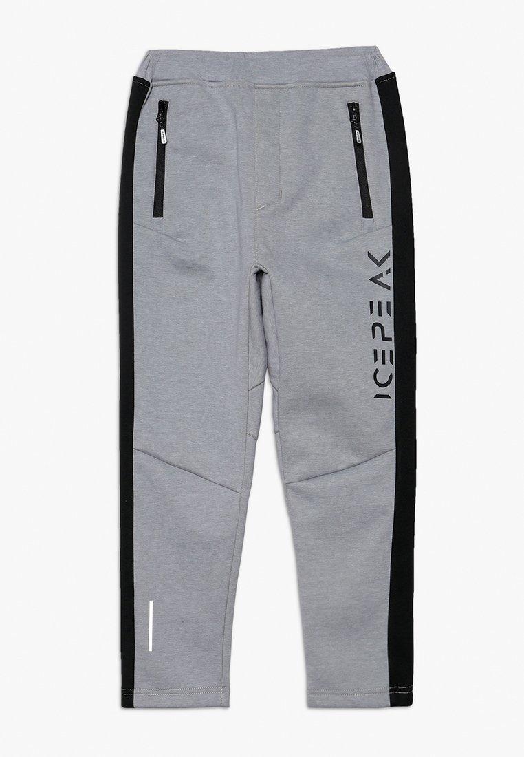 Icepeak - ROSS - Trousers - hell grau