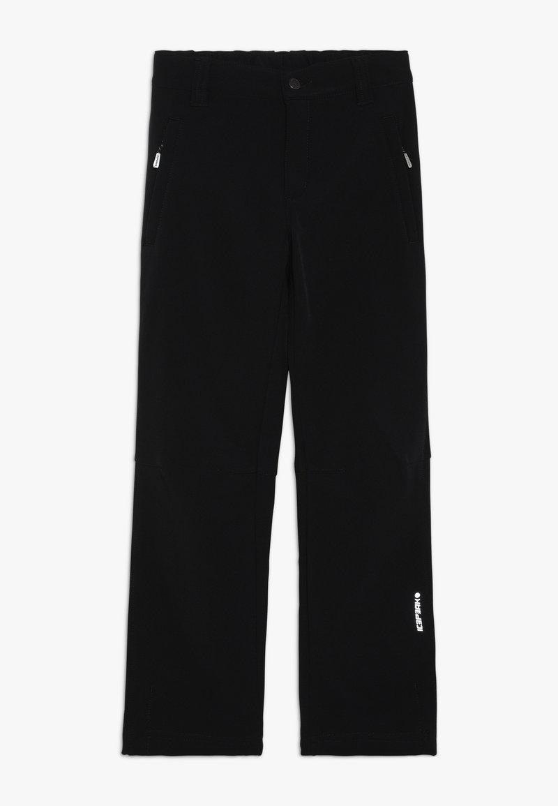 Icepeak - SAL - Outdoorové kalhoty - black