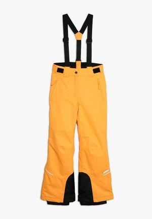 CELIA  - Zimní kalhoty - abricot