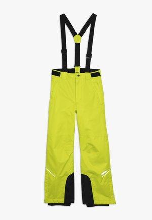 CARTER - Spodnie narciarskie - aloe