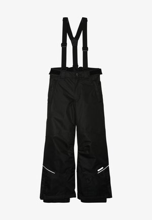 CARTER - Pantalon de ski - black