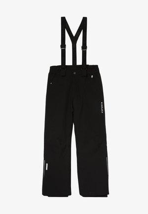 NOAH - Zimní kalhoty - black