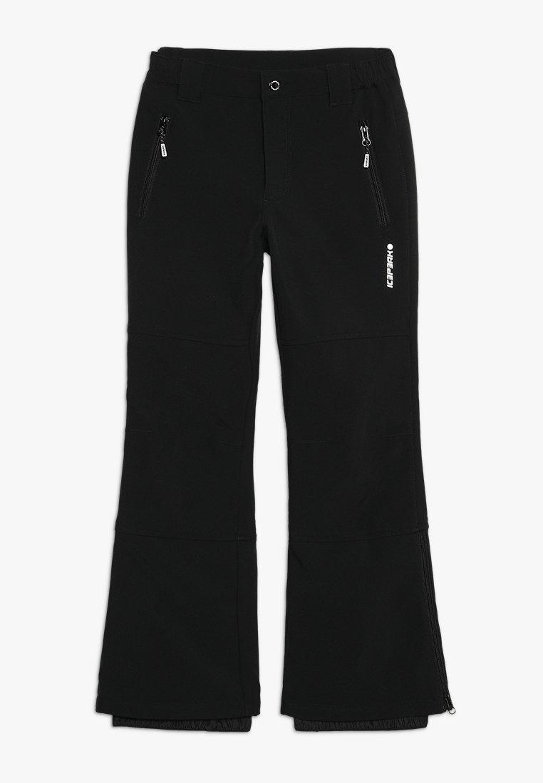 Icepeak - RIPA - Kalhoty - black