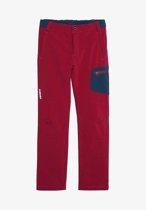 KILDEER  - Outdoor trousers - burgundy