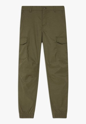 LARQ - Trousers - dark olive