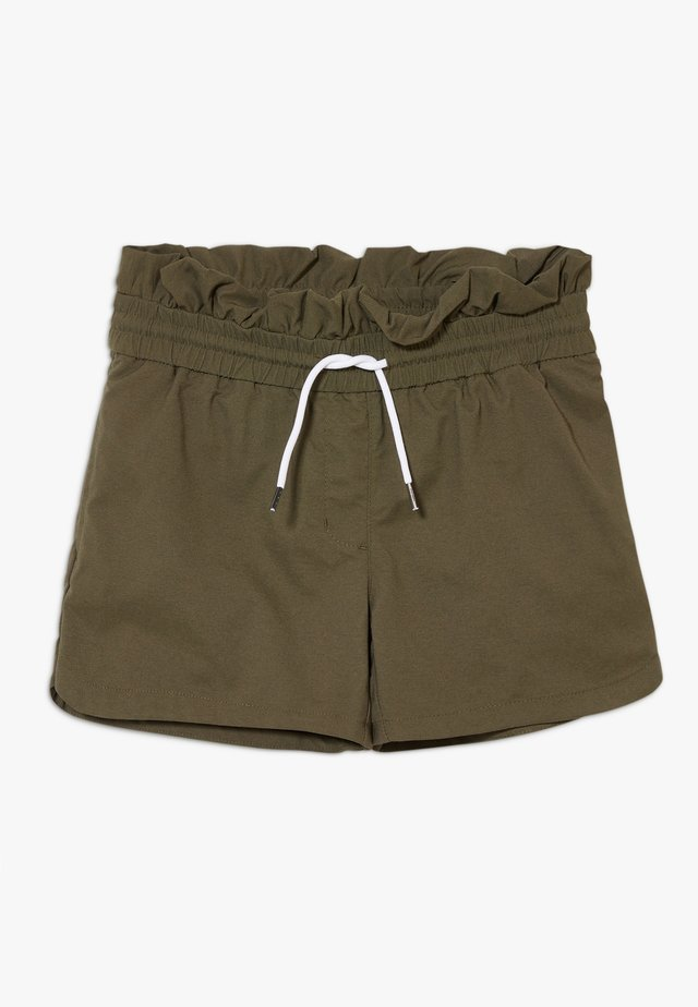 LEOLA - Shorts - dark olive