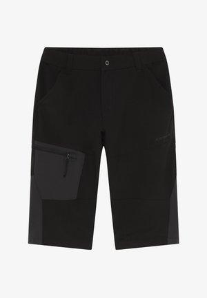 KOBE - 3/4 sportovní kalhoty - black