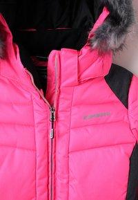 Icepeak - HARA  - Laskettelutakki - hot pink - 7