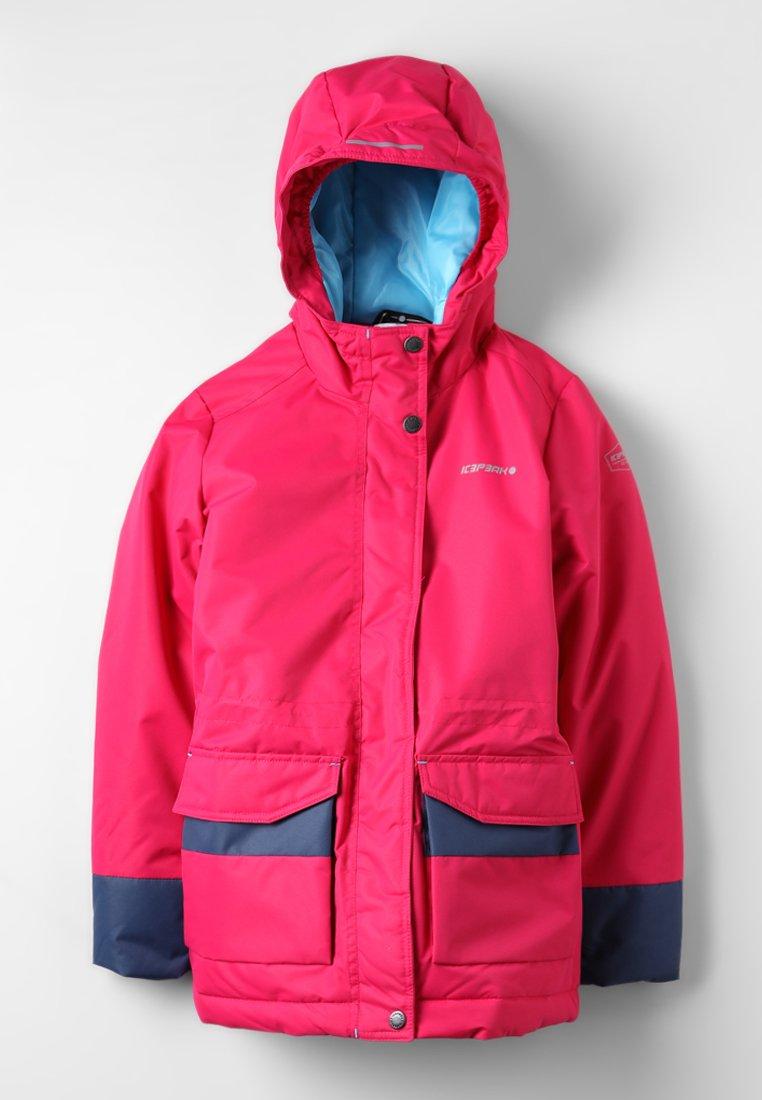 Icepeak - RORY - Regnjakke / vandafvisende jakker - hot pink