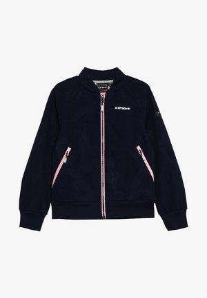 TRISTAN  - Soft shell jacket - marinenblau