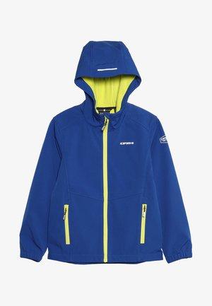 TEIKO - Soft shell jacket - ultramarine