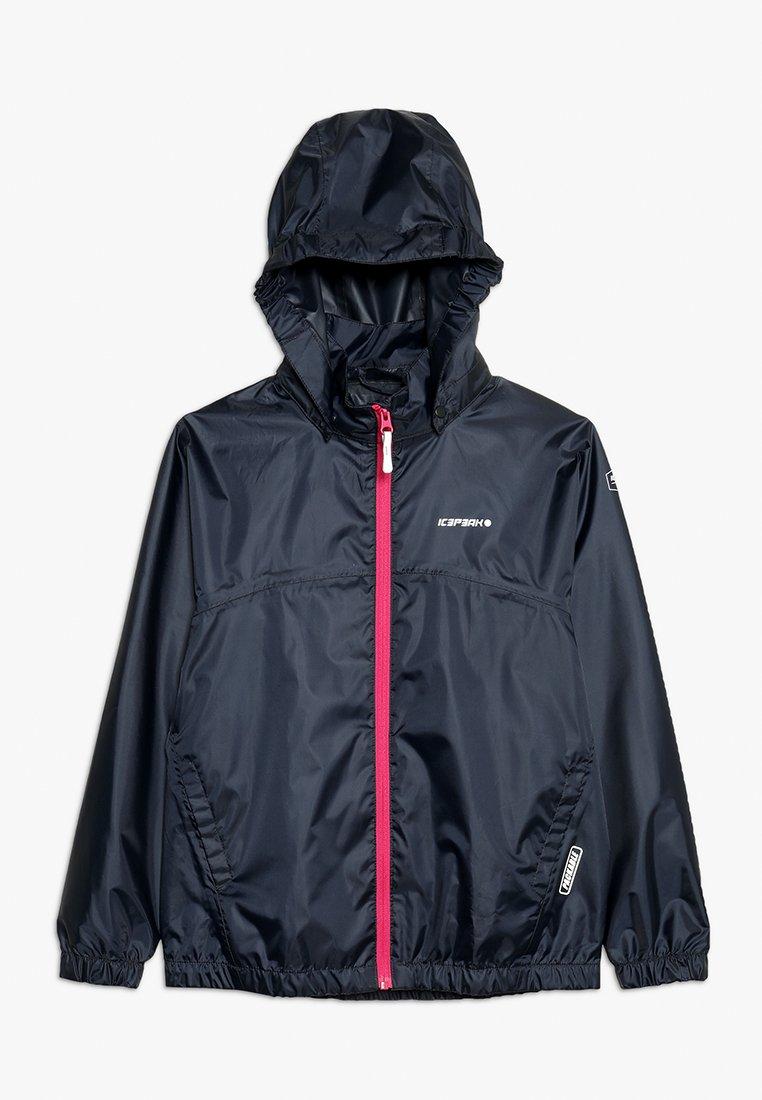 Icepeak - TERRE  - Waterproof jacket - dunkel blau