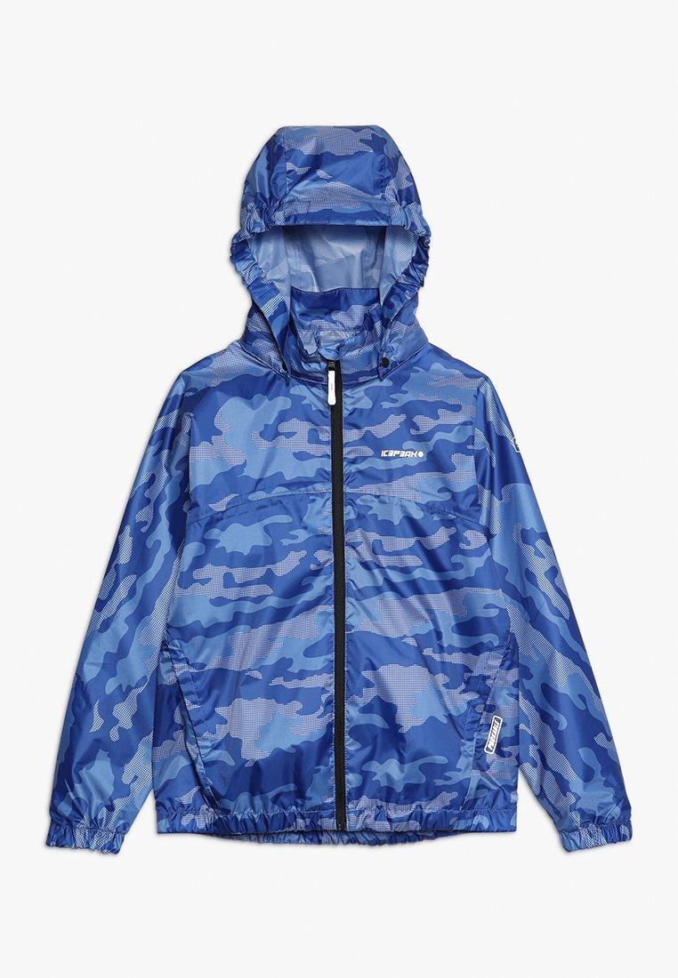Icepeak - TERRE  - Waterproof jacket - ultramarine