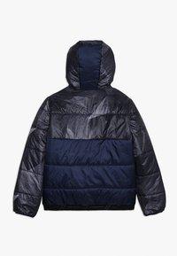 Icepeak - KEMPTON  - Outdoorjas - navy blue - 1
